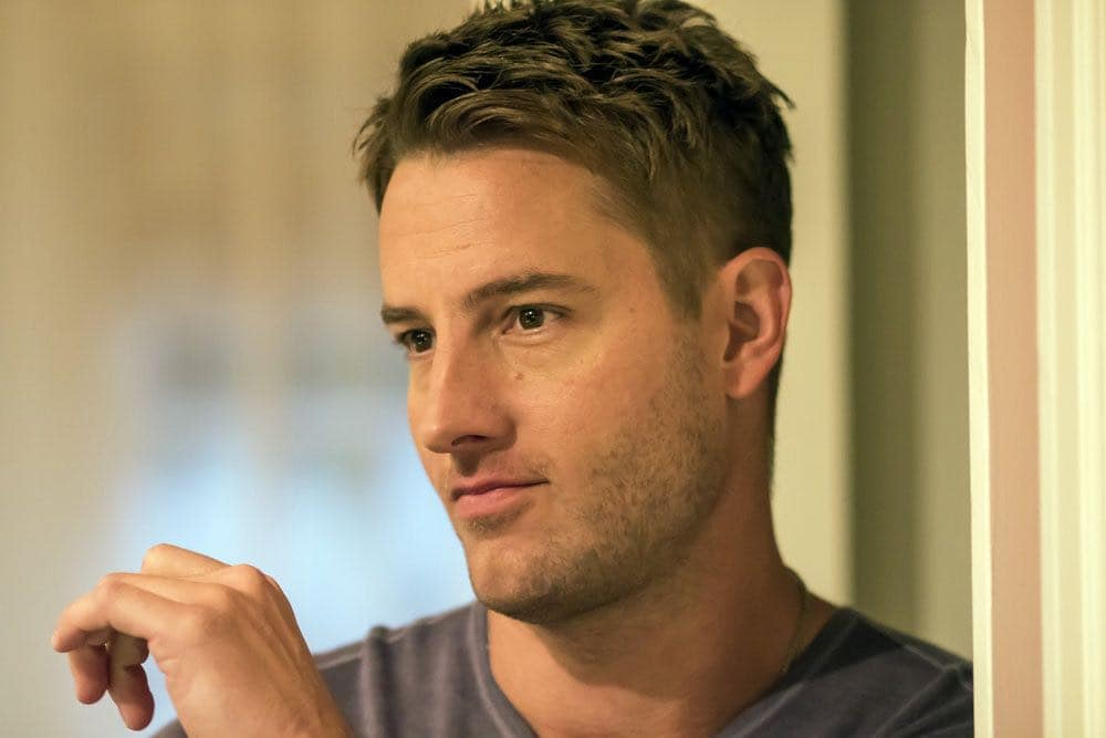 """THIS IS US -- """"The Game Plan"""" Episode 105 -- Pictured: Justin Hartley as Kevin -- (Photo by: Ron Batzdorff/NBC)"""