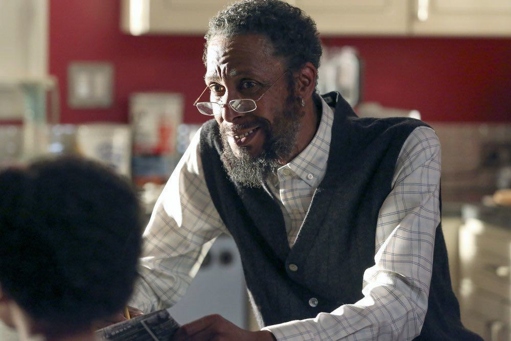 """THIS IS US -- """"The Game Plan"""" Episode 105 -- Pictured: Ron Cephas jones as William -- (Photo by: Vivian Zink/NBC)"""