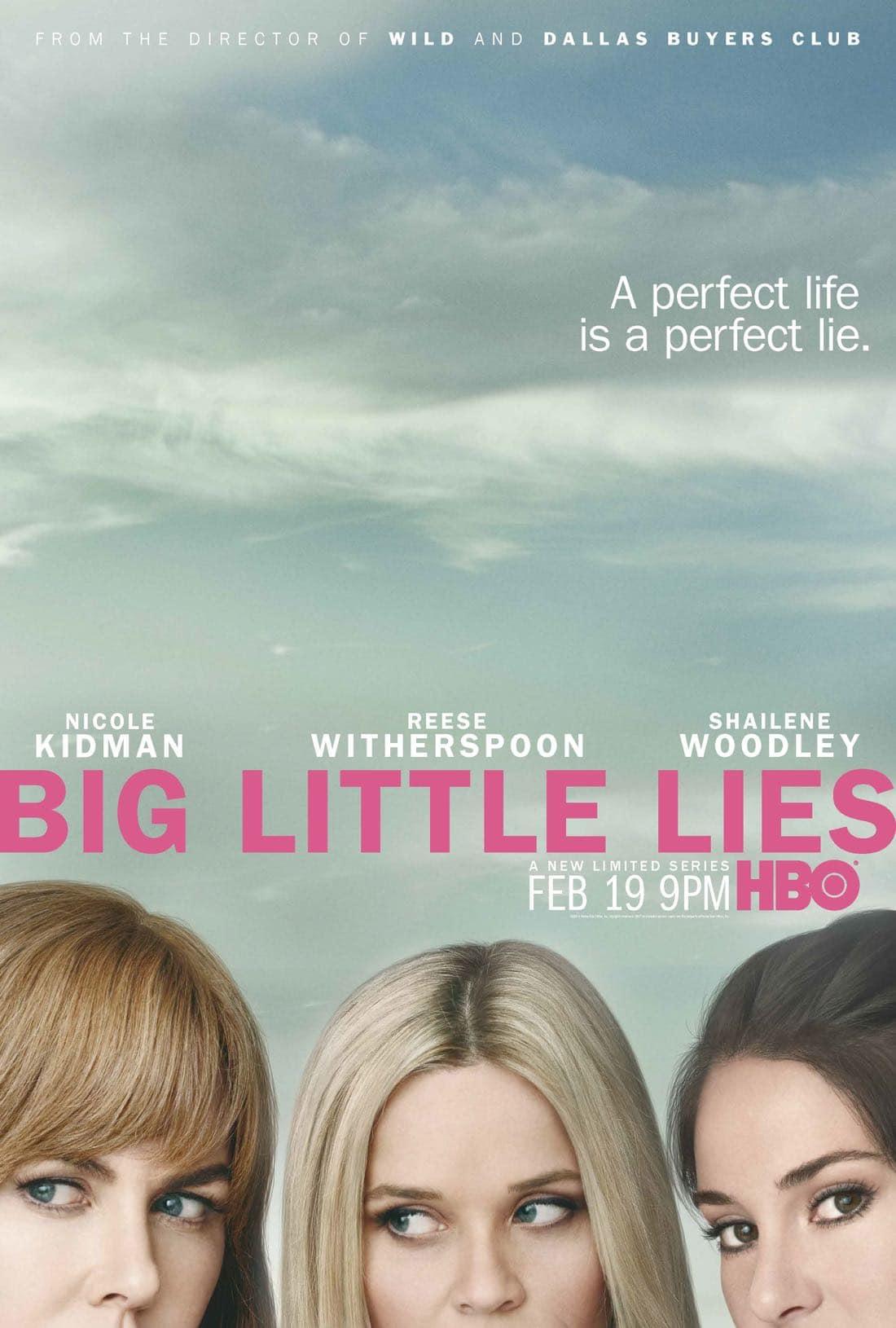 """Résultat de recherche d'images pour """"big little lies poster"""""""