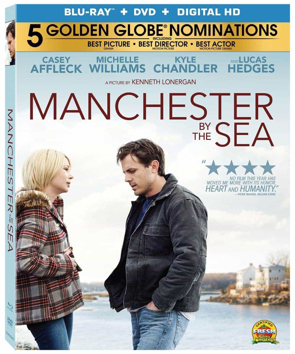 Manchester By The Sea Bluray