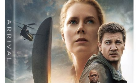 Arrival Bluray DVD Combo Pack