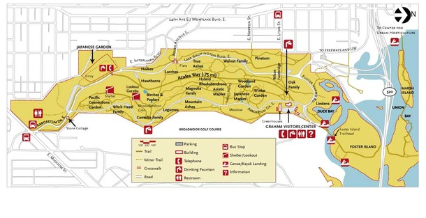 Arboretummap