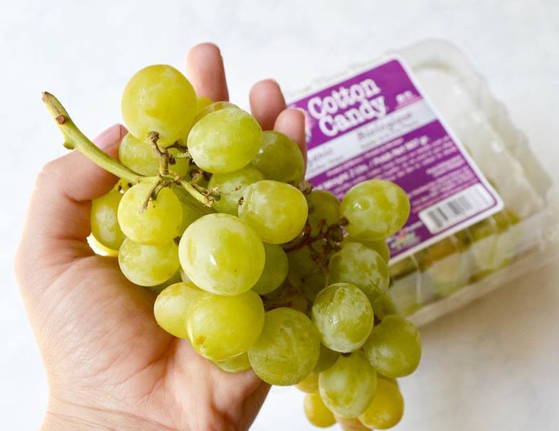 Candy grapes