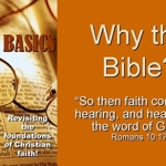 The_basics_-_why_the_bible_half