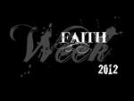 Faith_week_2012