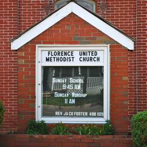 Florence NJ United Methodist Church