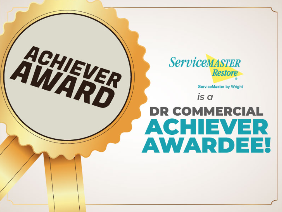 DR COMMERCIAL Achiever awardee