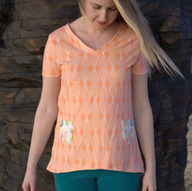 Penelope Top Sewing Pattern