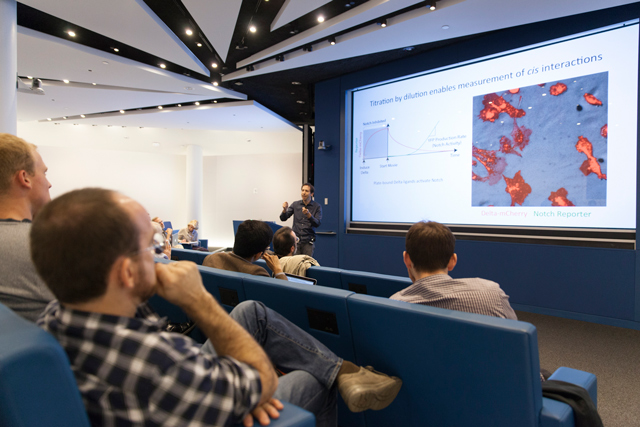 Shown: 2014 Conference on Theory and Biology