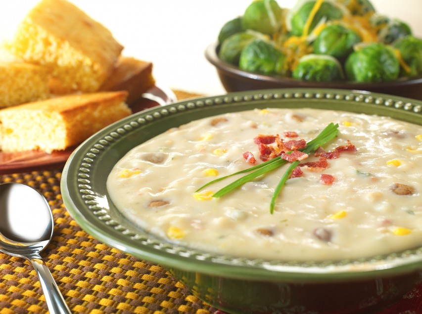 corn and kale sweet corn soup soup or spicy corn chowder as it turns ...