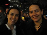 At a Union Square Vigil, Gay Couples Dare to Hope for Senate to Pass Law