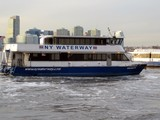 Quieter Goldman Sachs Ferries Replace Older Noisier Vessels after Resident Complaints