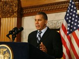 Gov. David Paterson Calls for End of Corruption in Albany