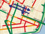 New Bike Lanes on the Lower East Side Will Steer Cyclists Away from Deadly Delancey Street