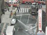 Manhole Explosions and Fire in Midtown Force the Evacuation of Hundreds