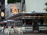 Empire Diner Will Close, Chelsea Residents and Celebrities Start to Mourn