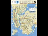 New Subway Map Inflates Manhattan at Staten Island's Expense
