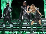 Black Eyed Peas Concert Prep in Central Park Draws Throngs of Fans