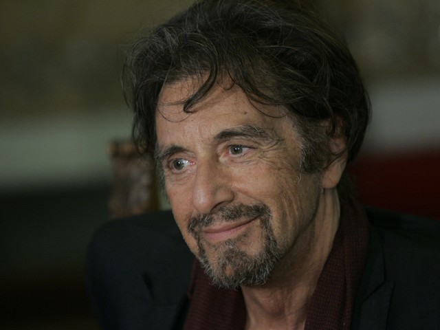 Actor Al Pacino is up for Best Actor in a mini-series or movie for HBO's TV ...