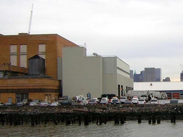 Dept of Sanitation Calls For Bids For Waste Dump at Hudson River Park