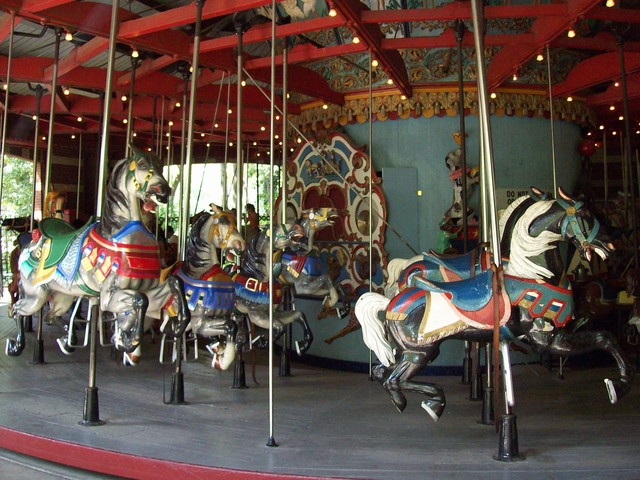 Donald Trump Steps in to Save Central Park Carousel