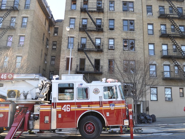 Residents are calling for a new superintendent, because their 510 W. 218th St. apartment building has fallen into disrepair after a December blaze that left several tenants homeless and killed two family pets.