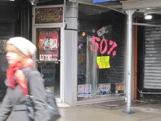 Last St. Marks Adult Shop Shutters Cherries, the last-remaining adult shop ...
