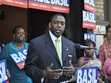 Political Consultant Basil Smikle Announces Run for State Sen. Bill Perkin's Harlem Seat