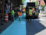 New Lower East Side Bikes Lanes Aim to Divert Cyclists From Busy Delancey Street