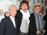 Last Night In Manhattan: Elderly Rockers, The Rolling Stones, Re-Release Album, 'Solitary Man' Premiere