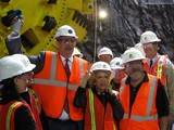 MTA Releases Tunnel Boring Machine to Begin Second Avenue Subway Tunnel