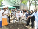 Marcus Garvey Amphitheater Breaks Ground on $7 Million Renovation With Help From MTA