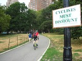 Cyclists, Dog Walkers Seek Middle Ground on Riverside Park Path