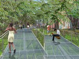 High Line Park Extension Gets Fresh Dirt, Plants
