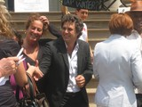 Mark Ruffalo Joins Pols at City Hall to Say 'No!' to Fracking