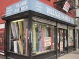 East Village Fabric Shop to Shutter After Decades on First Avenue