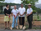 Inwood Celebrates Opening of New Compost Center