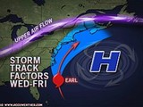 Hurricane Earl Downgraded, But Still Heading Our Way