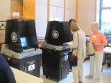 Survey Contradicts Primary Day Complaints About New Voting Machines