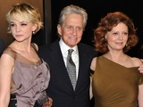 Cancer-Stricken Michael Douglas Rallies for 'Wall Street 2' Premiere