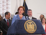 Christine Quinn Gets Low Marks on Human Rights from Urban Justice Center