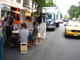 Upper West Side Celebrates (Park)ing Day