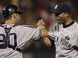 Eighth Inning Miracle Gives Yanks ALCS Win