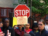 Upper West Siders Protest Harlem Charter School's Plan to Move Into Neighborhood