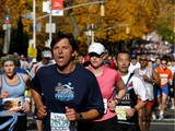 Marathon Crowds Complicate Harlem Churchgoers' Path to Worship