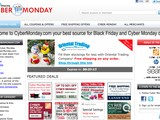 Online Retailers Look to Cash in on Cyber Monday