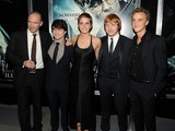 Stars Come Out for Harry Potter Premiere