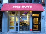Five Guys Burger to Open Near Columbia University Next Year