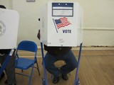New Yorkers Still Adjusting to New Voting Machines