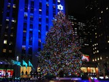 Stars Thrill the Crowd at Rockefeller Center's Tree Lighting Ceremony